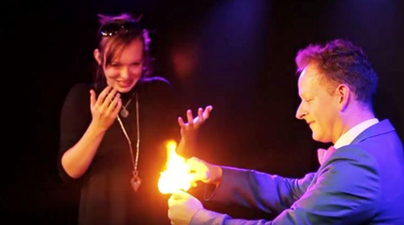 demanrde mariage magicien