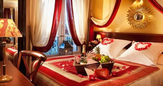 SaintValentin Idées De Cadeaux Pour Lui - Romantiques idees de decoration de chambre pour saint valentin