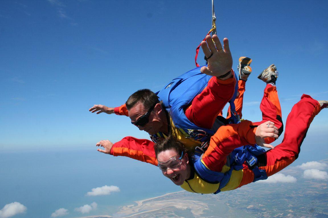 saut en parachute aair parachutisme