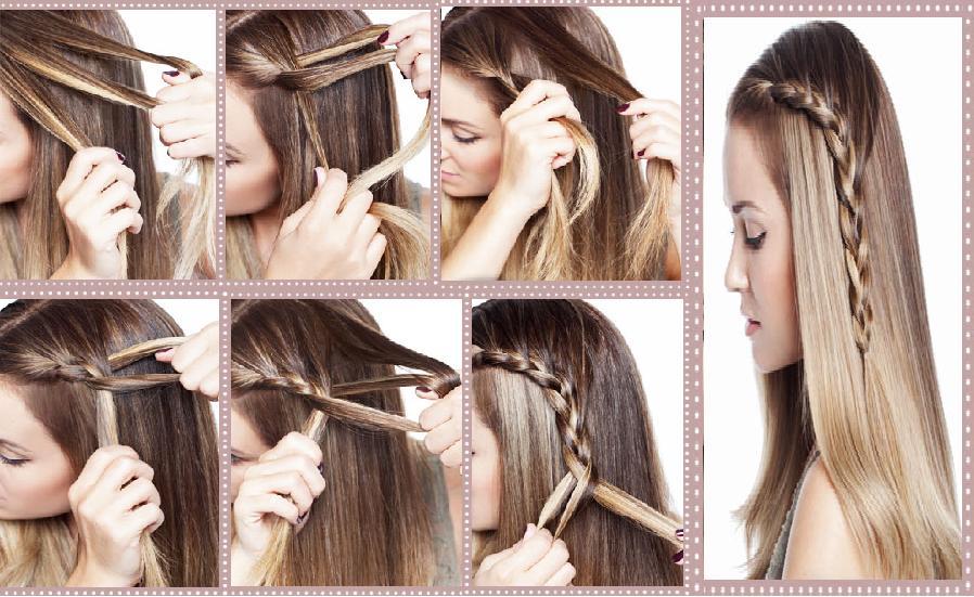 coiffure-simple-rapide-cheveux-long