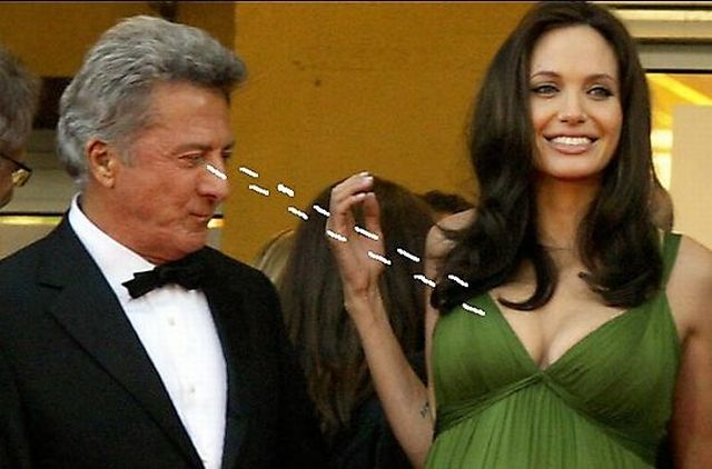 decollete-star-angelina-jolie---Dustin-Hoffman