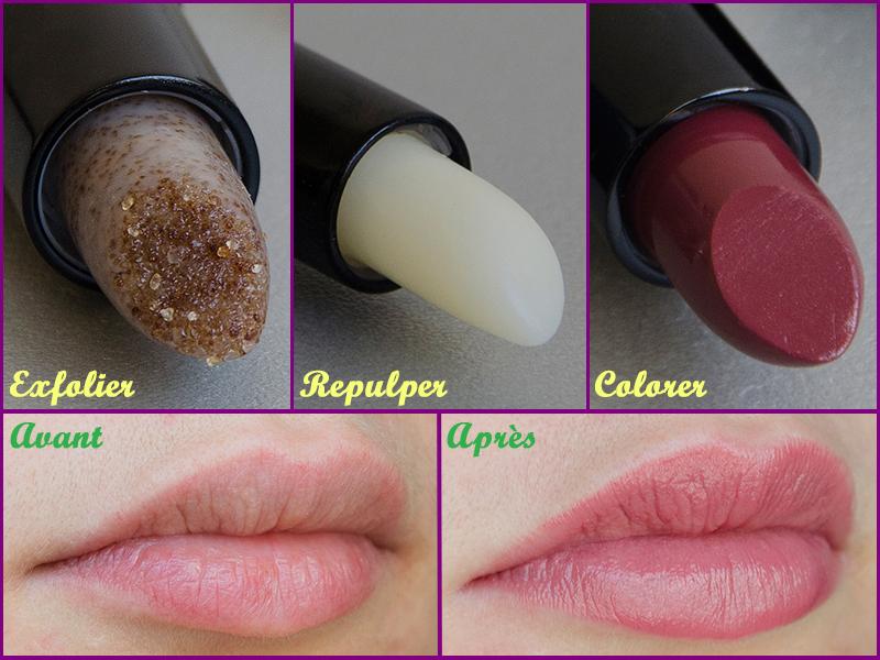 lèvres pulspeuses