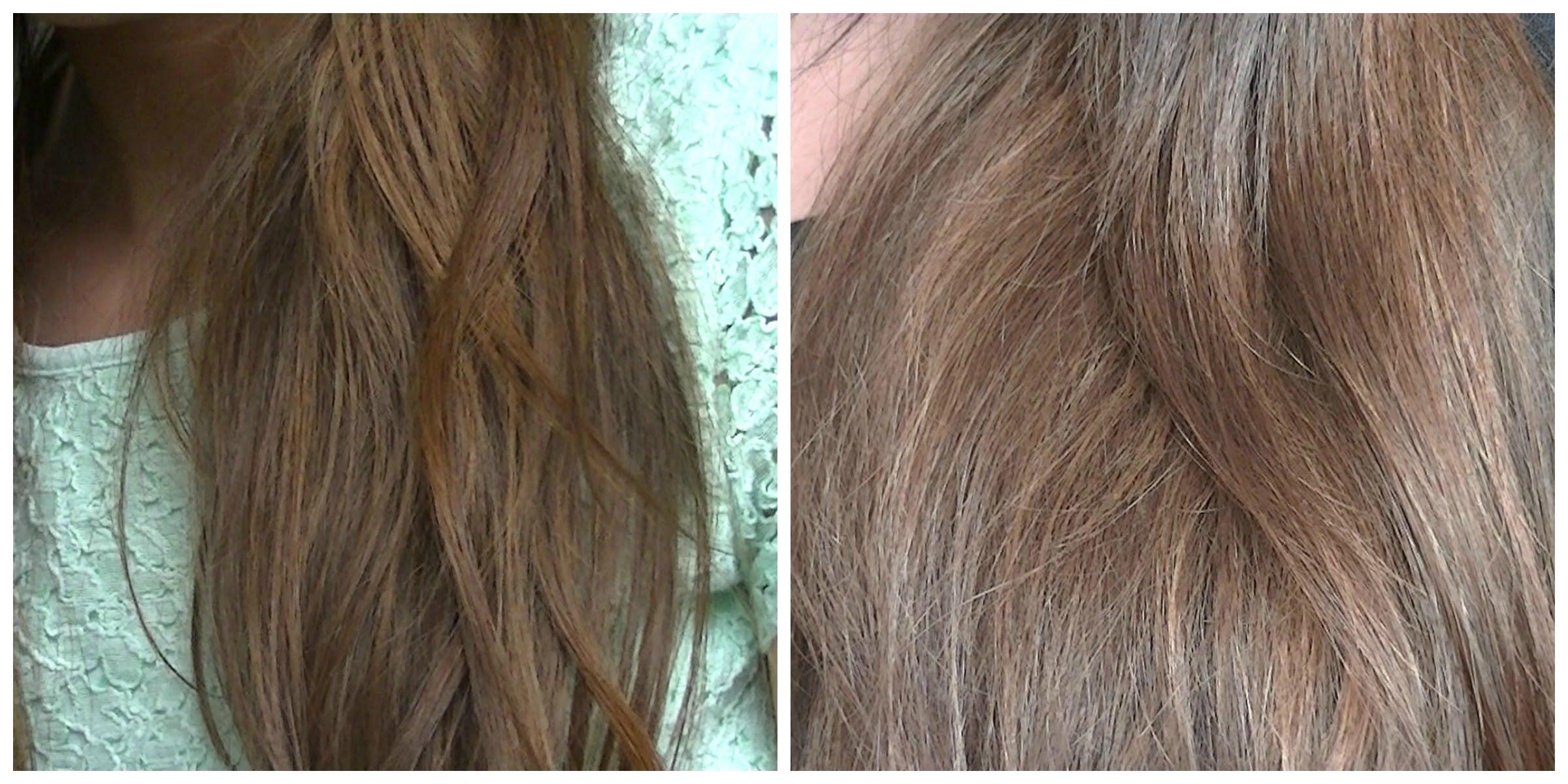 Comment eclaircir cheveux blond naturellement