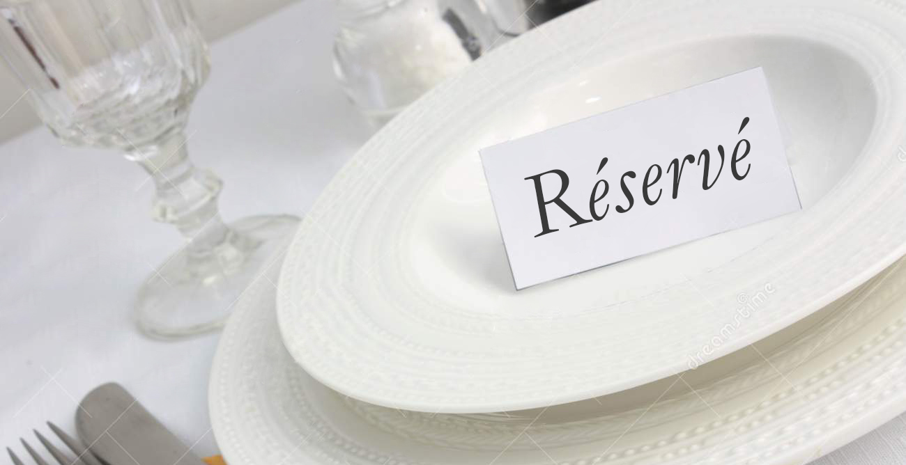 reservation-restaurant