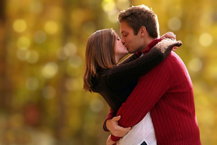 couple-baiser