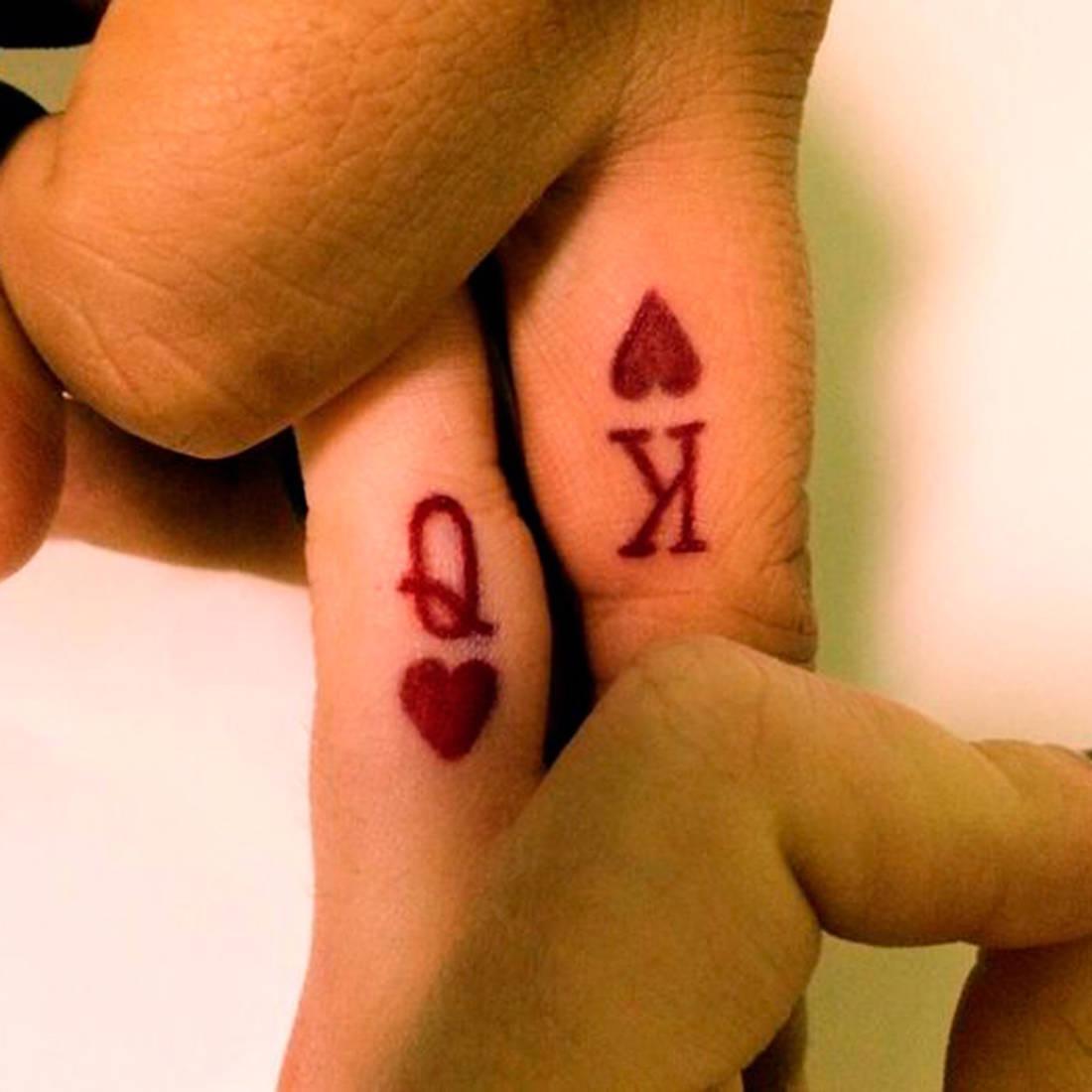 30 Idees Tatouages De Couples