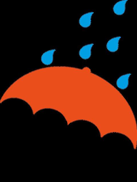 Evitez la pluie