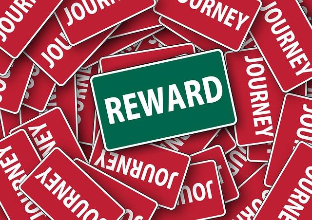 recompense
