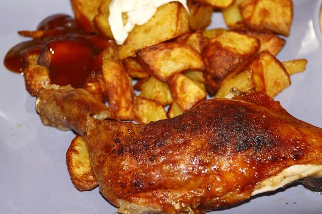 aliments frits